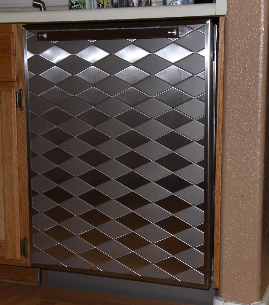 Rigidized Stainless Steel Dishwasher