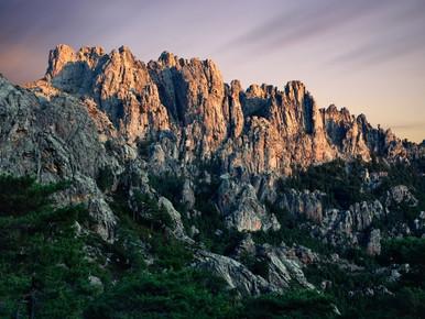 Sortie en Corse du 16 au 24 avril 2016