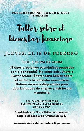 Spanish_Power Street Theatre Presents (1