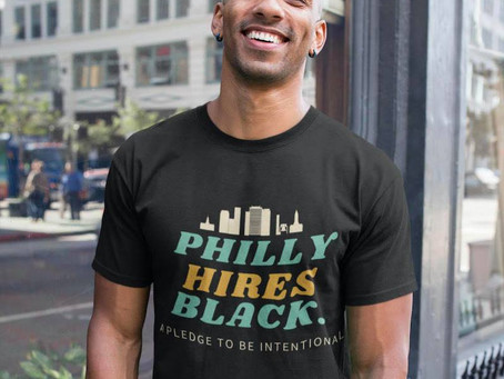 Philly Hires Black