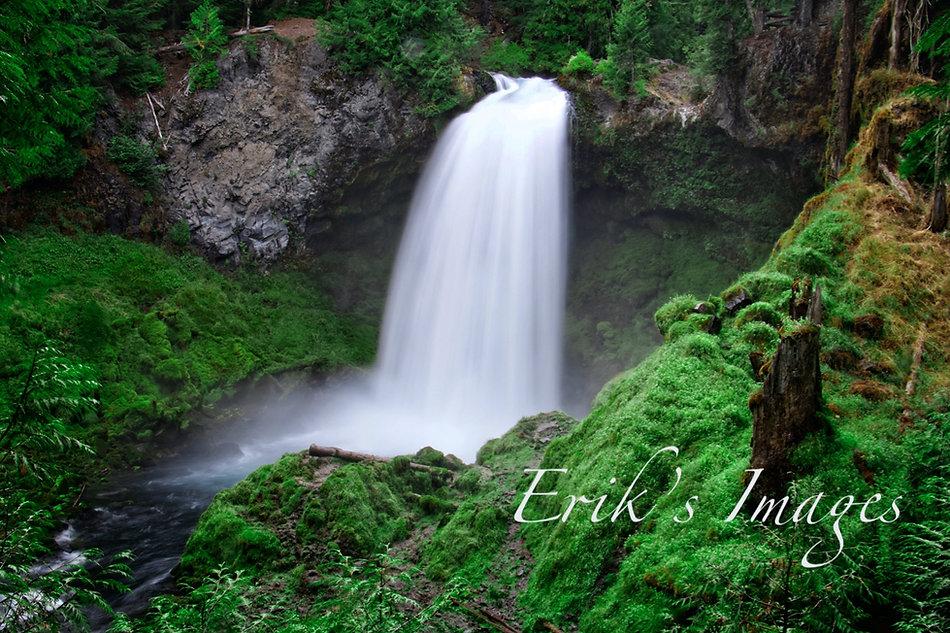 Sahallie Falls