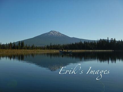Hosmer Lake Morning