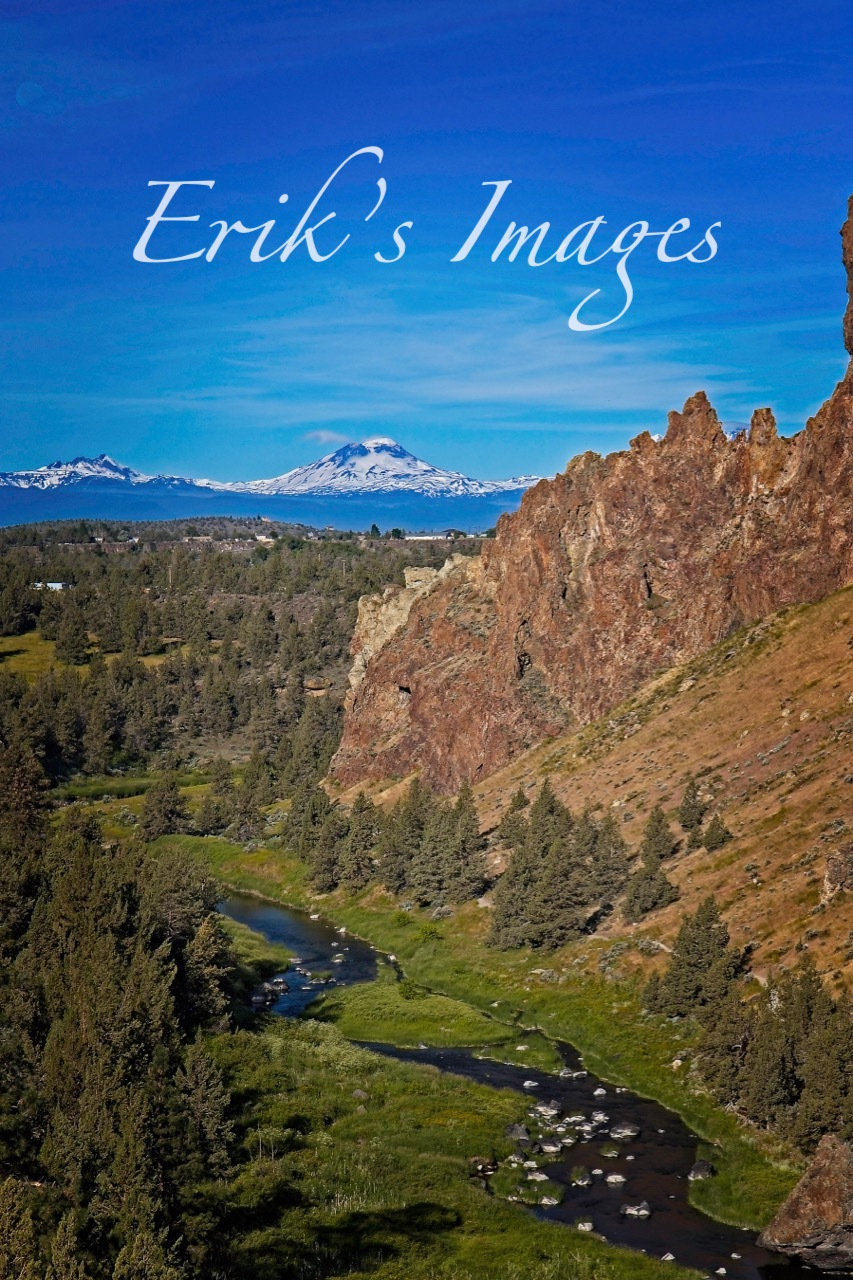 View From Smith Rock