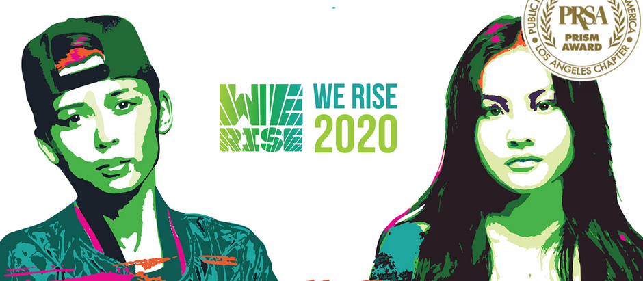 We Rise 2020: Virtual May Wins PRISM Award