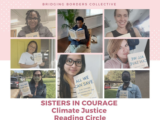 Sisters in Courage - by Brizia Ceja