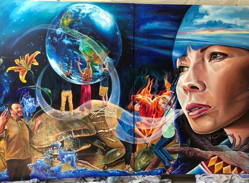 Love, Leadership & Art - by Ruby Chacón