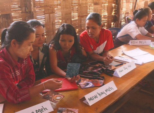 For Refugees at the Thailand-Burma Border, Livelihood Training is Critical