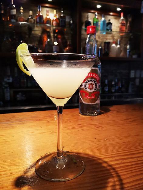 coctel anisado con limon