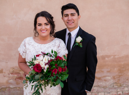 Mike & Rylie's Wedding| December 23, 2018| Clovis, New Mexico
