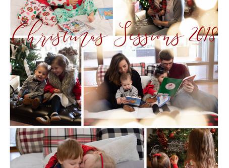2018 Christmas Sessions