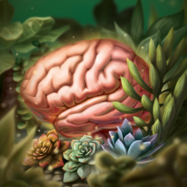 Journal cover: Brain Health