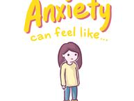 2018: Anxiety can feel like...
