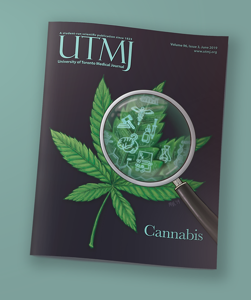 UTMJ Cannabis Cover