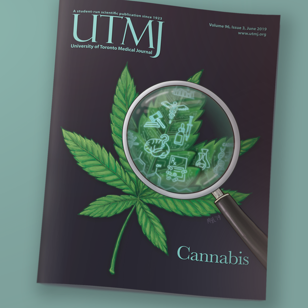 Journal cover: Cannabis