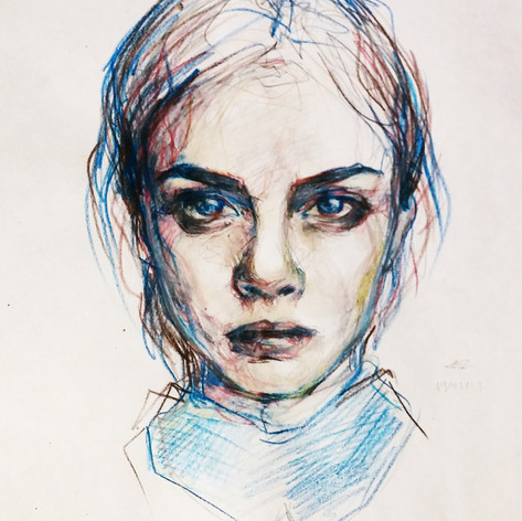 Study: Portrait