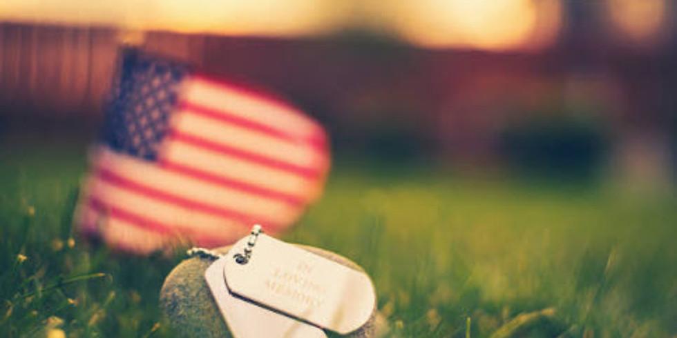 2020 Virtual Memorial Day at Sarasota National Cemetery