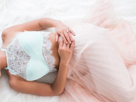 Dreamy Boudoir Bridal Shower Inspiration Shoot
