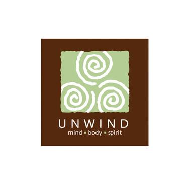 UNWIND LOGO DESIGN