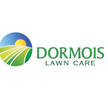 DORMOIS LAWN CARE LOGO DESIGN