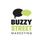 BUZZY STREET MARKETING LOGO DESIGN