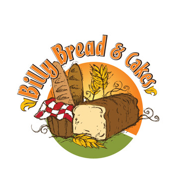BILLY BREAD & CAKES LOGO DESIGN