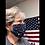 Thumbnail: CDC Compliant Mask - Elastic Loops & No Filter Pocket