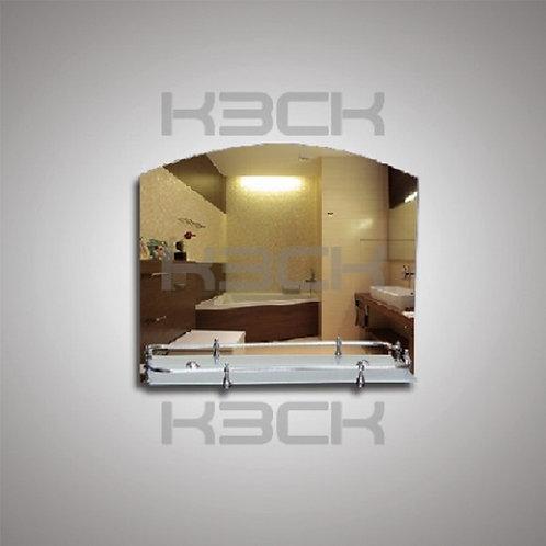 Зеркало 46126а + полка 50 см