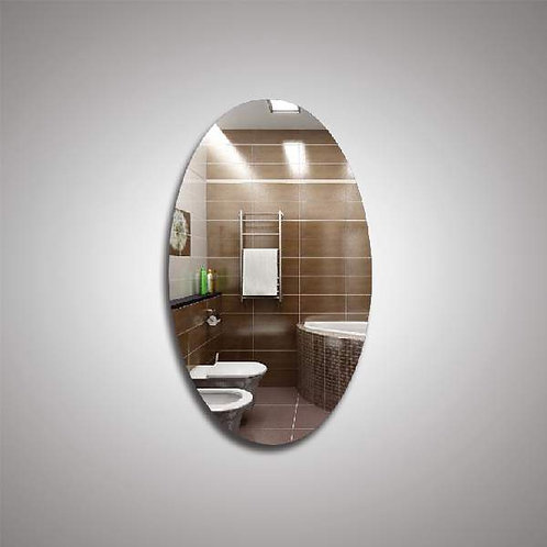 Зеркало  эллипс 45133