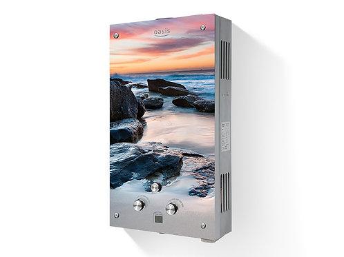 ГПВ OASIS СЕРИЯ GLASS MG20 кВт 10л/мин (Морской закат)