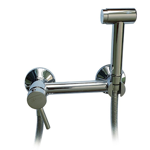 2066 GFmark - Набор бидэ гигиенический -- смеситель для ГОРЯЧЕЙ и ХОЛОДНОЙ воды