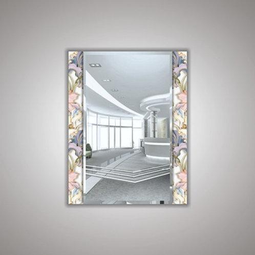 Зеркало 45667  декорированное