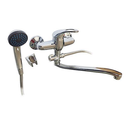 WATERWORKS - Смеситель в ванную длинный. нос шаровый 17308
