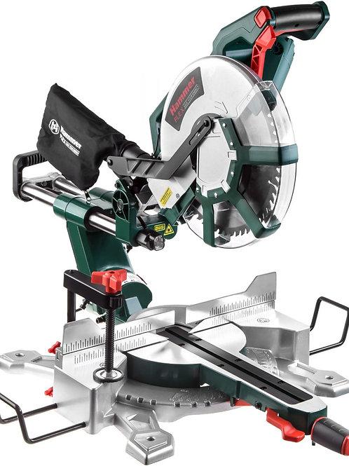 Пила торцовочная (стусло) Hammer Flex STL1800/305PL