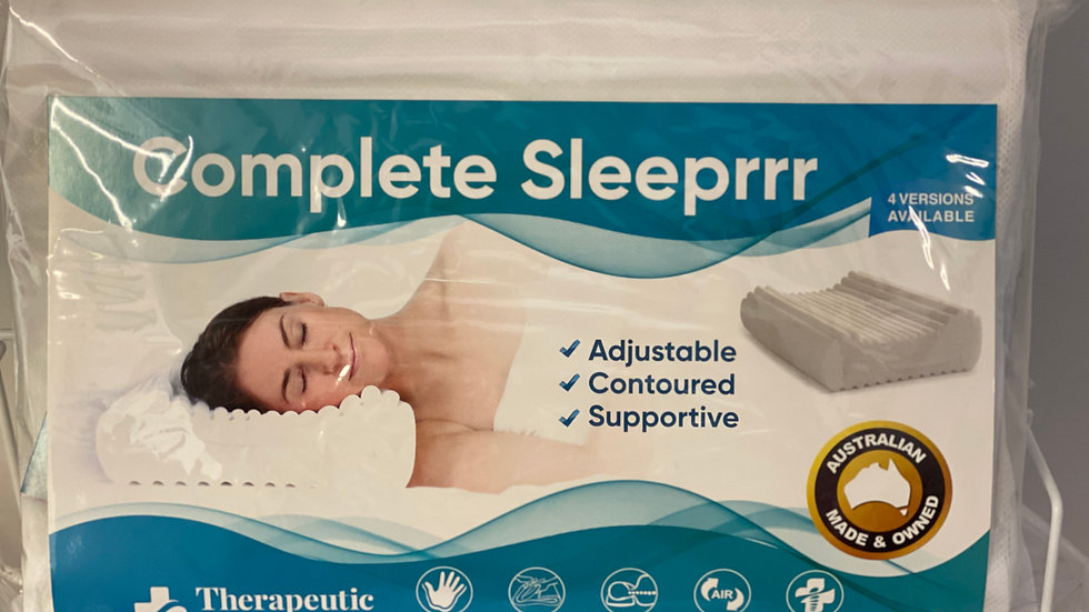 Therapeutic Pillow -  Memory Foam