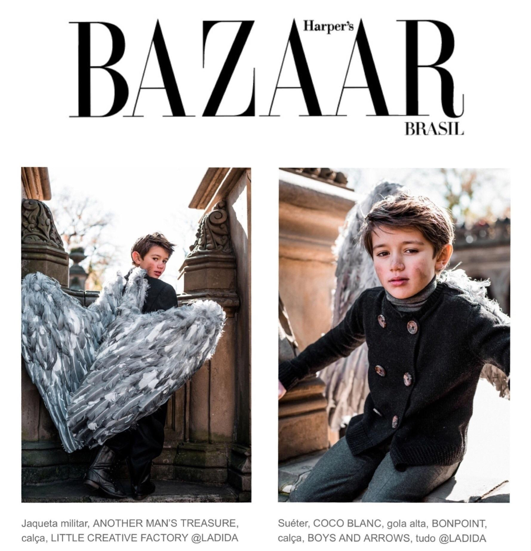 Melanee Kate - Harpers Bazzar