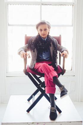 Melanee Kate for Mini Maven