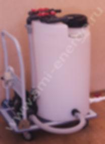 Установка для гидрохимической промывки Дозафон-1 | Ами-Энерго