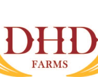 DHD Farms Logo
