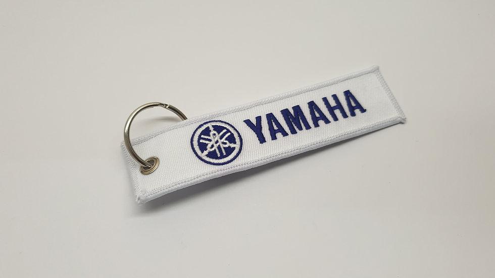 Yamaha Keyring White