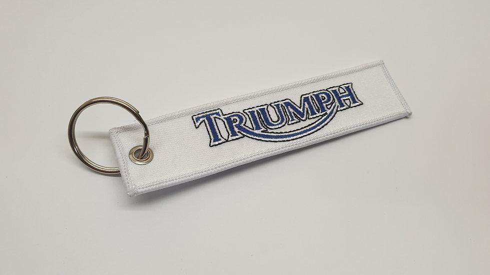 Triumph Keyring