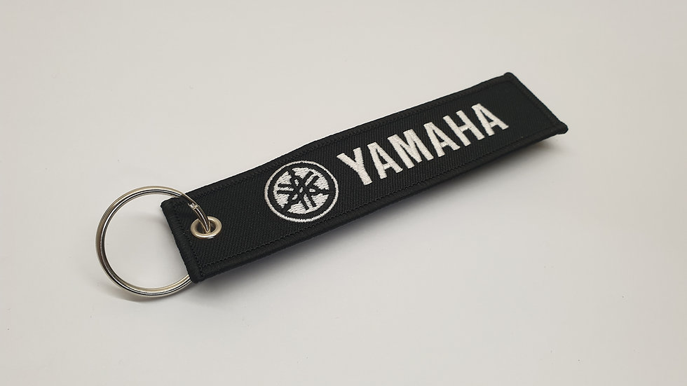 Yamaha Keyring Black