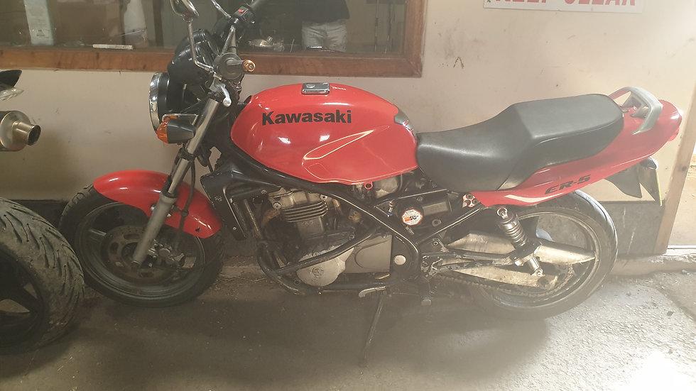 Kawasaki ER5 Breaking