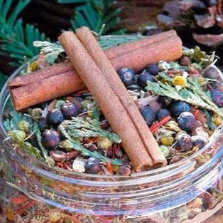 Winter Solstice Herbal Blend