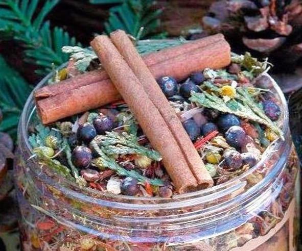 Winter Solstice Herbal Blend