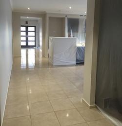 Tile Removal - Step 1