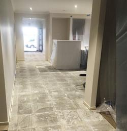 Tile Removal - Step 3