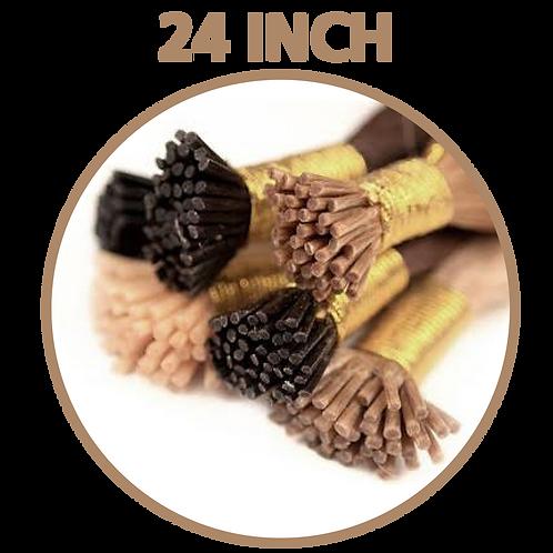 "24"" MICRO BEAD HAIR EXTENSIONS"