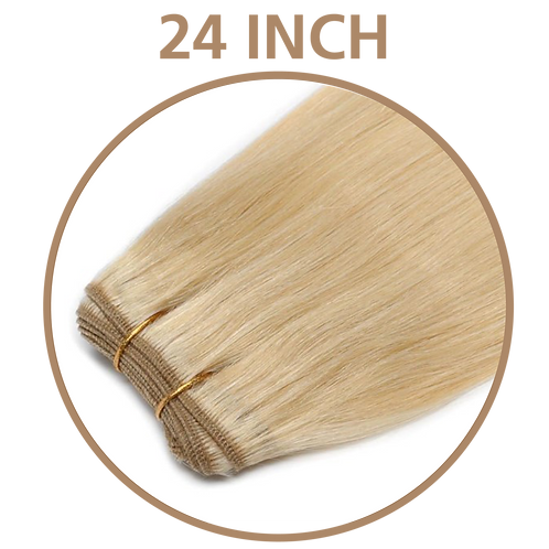 """24"""" MICRO WEFT HAIR EXTENSIONS"""