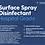 Thumbnail: Karri Surface Spray Disinfectant - Non-Alcohol Based 750ml Trigger Spray Bottle