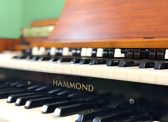 1965 Hammond B3 & Leslie Speaker